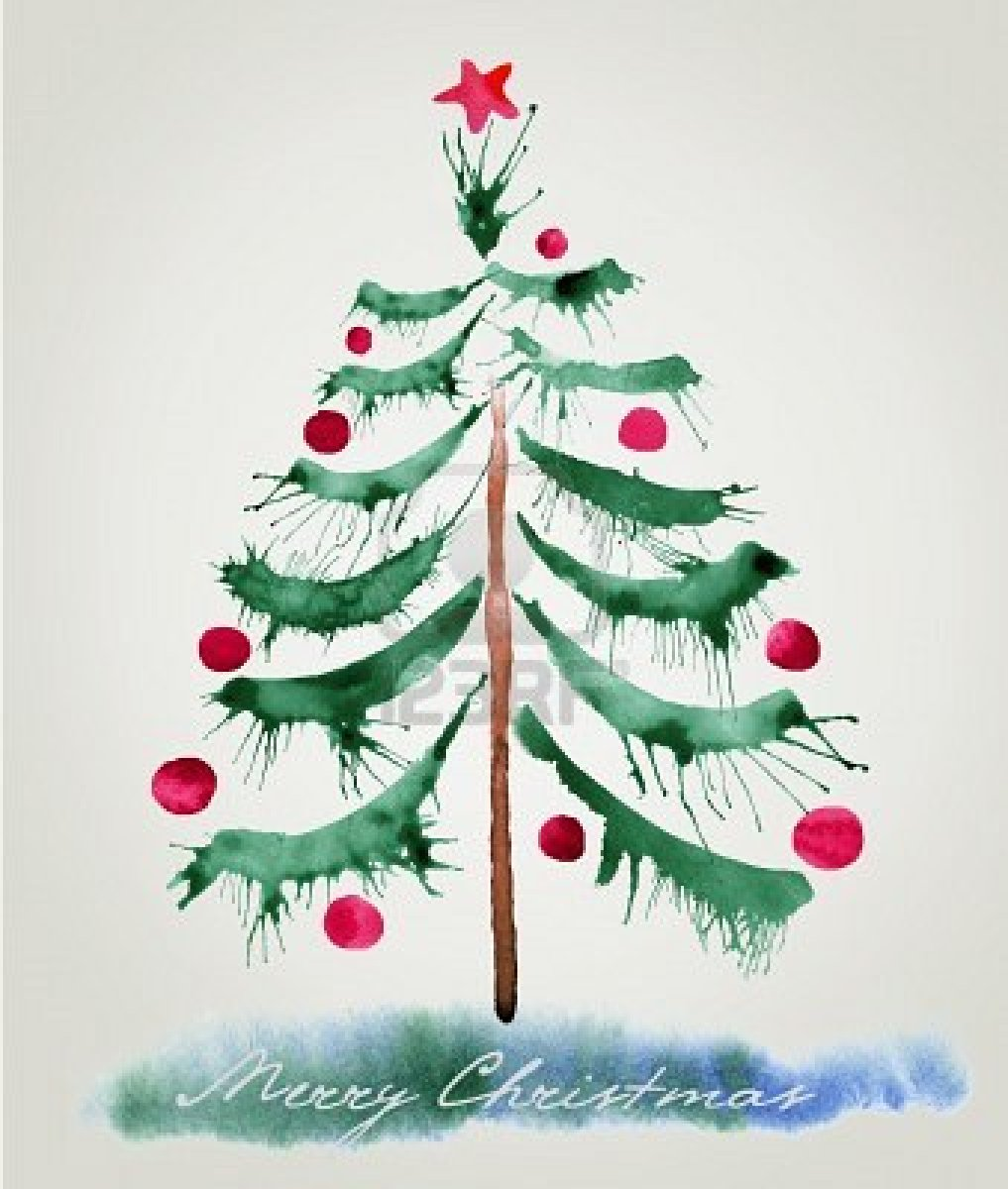 December 2011 waldorf in fiji for Christmas art painting ideas